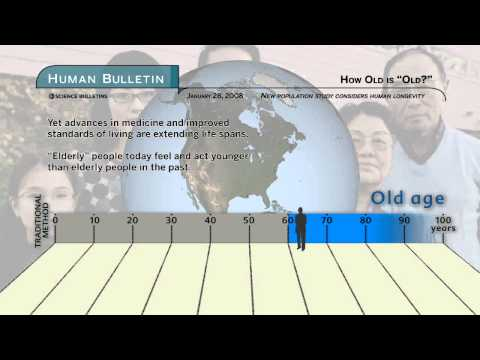 "Science Bulletins: How Old is ""Old""?"