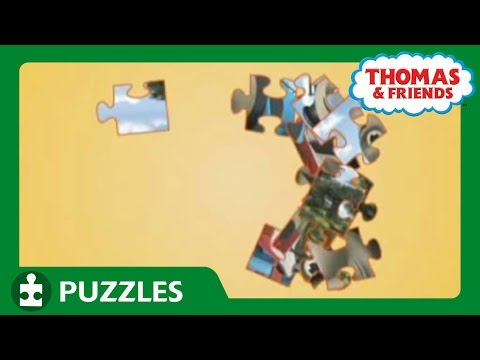 Thomas & Friends: Engine Puzzle #1
