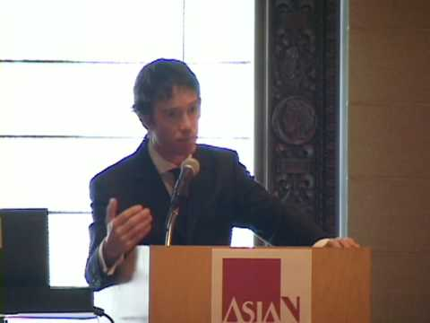 "Part 1-Rory Stewart Lecture ""Afghanistan: The Places in Between"""