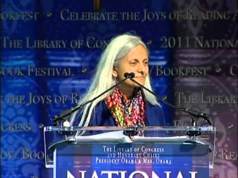Uma Krishnaswami: 2011 National Book Festival