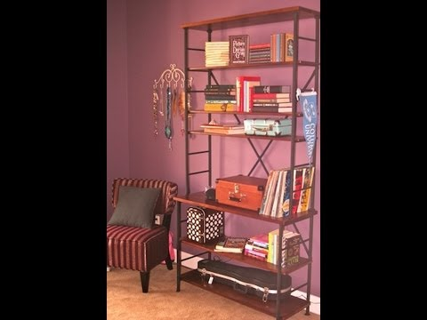 Teen Bohemian Bedroom Tour