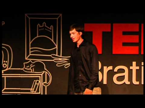 TEDxBratislava - Jasiek MELA -- Beyond the horizon of possibilities
