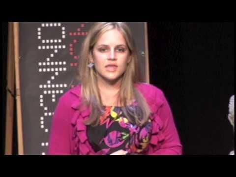 TEDxTampaBay - Elizabeth Davis - 02/12/10