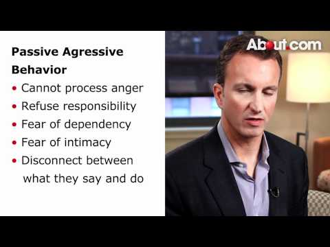 Signs of Passive Aggressive Behavior in a Spouse