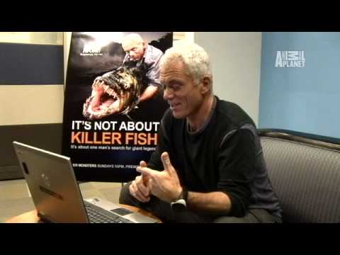River Monsters - Facebook FAQs #6