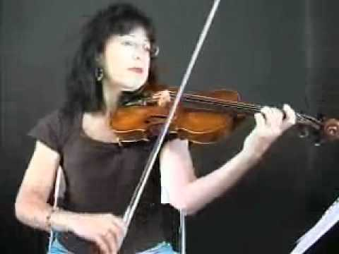 Violin Song Lesson - How To Play Minuet in G by Bach