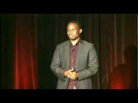 What a connected society really means: Grace Batumbya at TEDxSenecaCollege