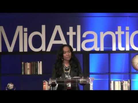 TEDxMidAtlantic - Sonja Sohn - 11/5/09