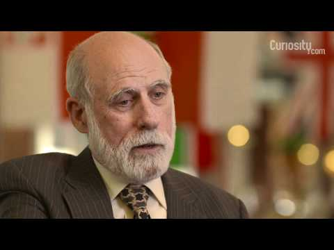 Vinton Cerf: Willingness to Share on the Internet