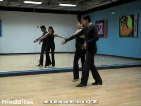 Salsa Dancing - Salsa Partnerwork Technique: The Wrap (on2)