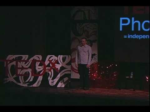 TEDxPhoenixville - Paul Deegan - The Benefits of Risk
