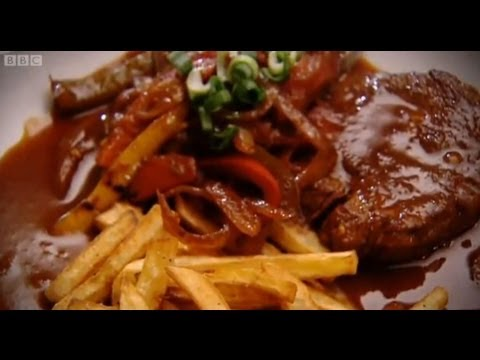Supercharged Steak and Chips - Caribbean Food Made Easy - BBC