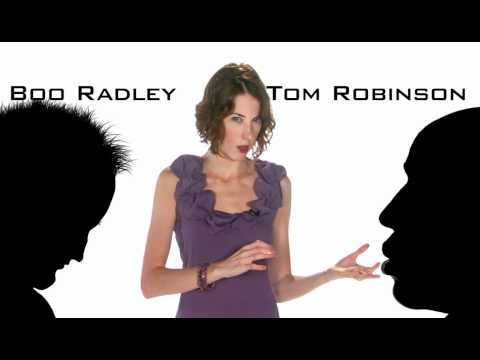 To Kill A Mockingbird ALL ABOUT BOO RADLEY ... from 60second Recap®