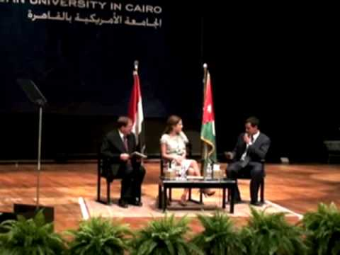 Queen Rania Calls for Increased Civic Engagement