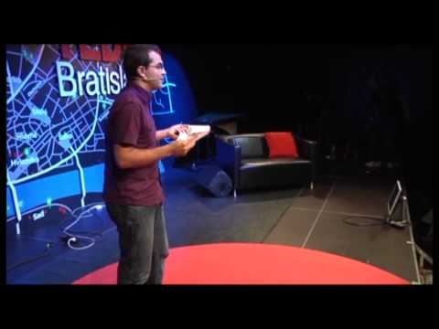 TEDxBratislava - Alex KUTKA - Space - inspiration, knowledge, prosperity
