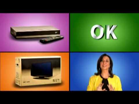 Prepárese para la televisión digital | PBS