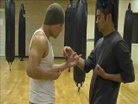 Wing Chun - Dan Chi Sau (basics) part 1