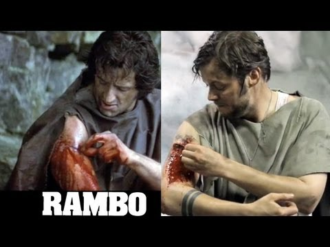 "Rambo ""First Blood"" Special Effects : FX Reboot"
