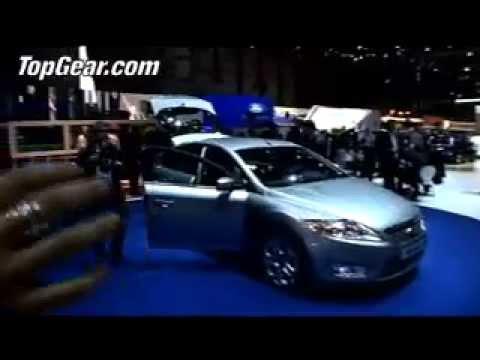 Top Gear - Geneva Motor Show 2007 pt 1 - BBC