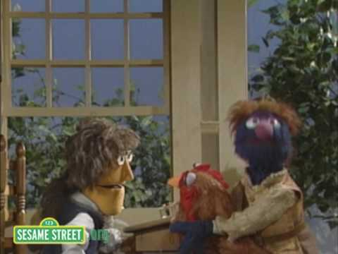 Sesame Street: Thomas Jefferson Needs a Quill