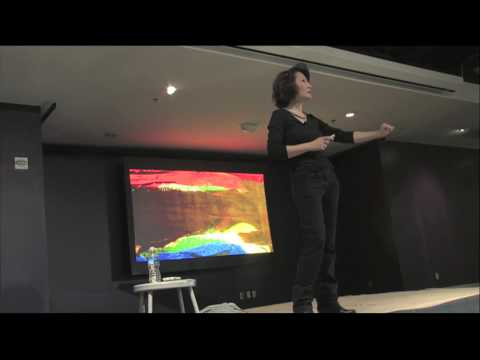 TEDxPeachtree - Amy Lee Segami - 12/04/09