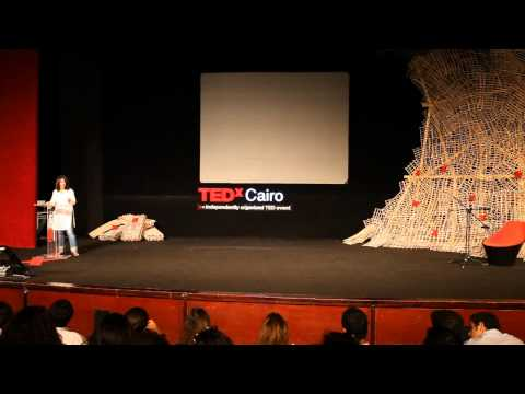 TEDxCairo -Marwa Sharafeldin- Revolution of Meanings for Om Mohamed & Maria, the daughters of Bahya
