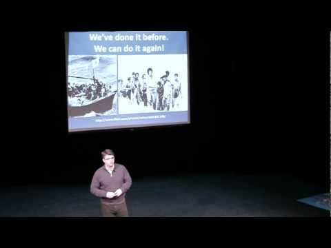 TEDxRideauCanal - James Milner - Integrative Thinking and Solutions for Refugees
