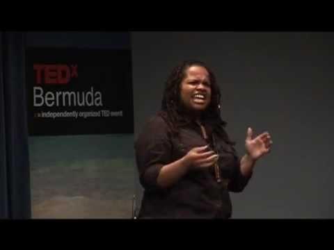 Tiffany Paynter - Dare to Dream - TEDxBermuda April 2011