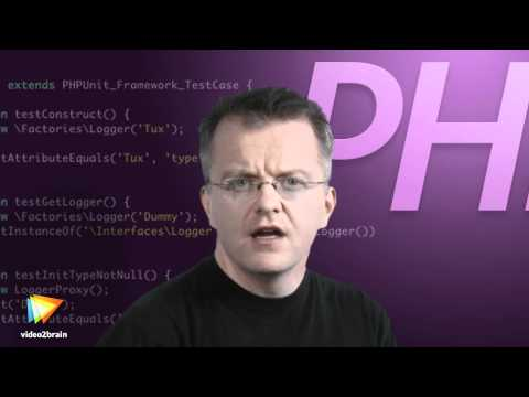 Professional PHP, Volume 2 Trailer