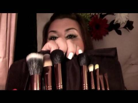 Update Make up brush set :) makeup 30 May vlog