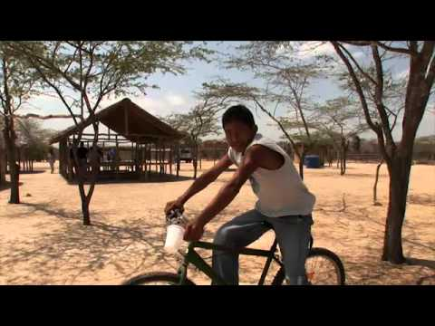 Wayuu Video, Traditional Drumming in La Guajira, Colombia