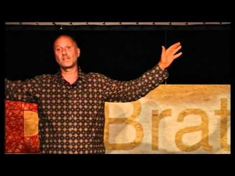 TEDxBratislava - Yossi Ghinsberg - On thinking out of the box