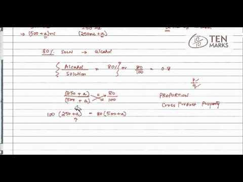 Rational Equations-Mixture Applications