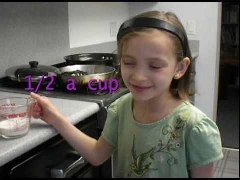 Zoe's Cooking Show