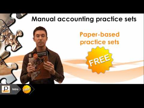 Perdisco manual accounting practice sets