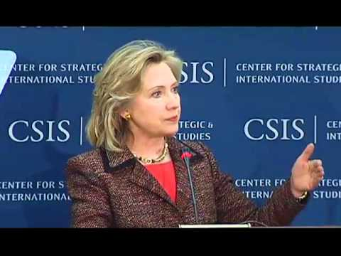 Secretary of State Clinton on Our Opportunity with the Americas