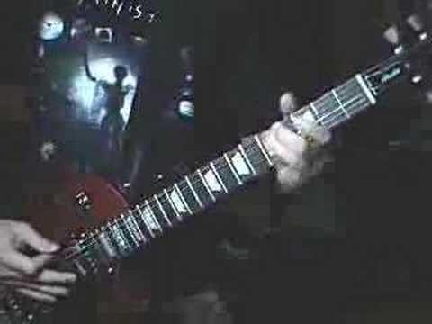"Original Heavy Metal Solo: ""Grinding Hault"""