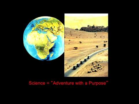 TEDxMidwest - Paul Sereno: Science: Adventure with a Purpose