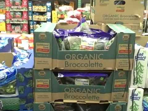 Save Money on Organic Produce at Costco