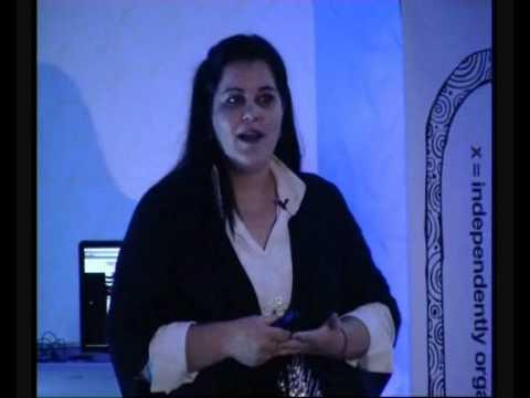 TEDxAcademy - Alice Corovessi - 08/12/2010