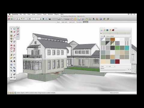 The SketchUp Show #66: Working with Product Connect Enabled Materials