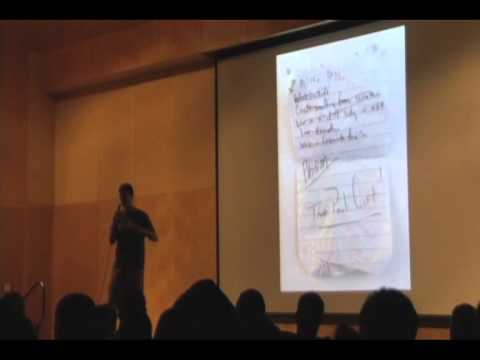 TEDxTU - Kyle Berner - The Pail List