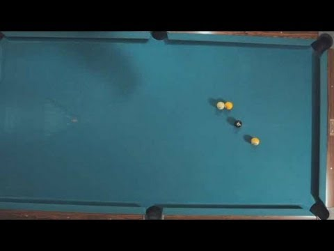 Pool Trick Shots / Intermediate Shots: Hand is Quicker than the Eye