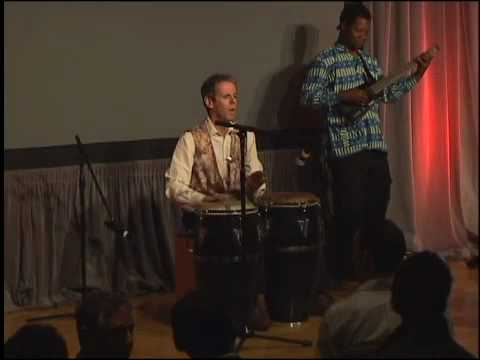 TEDxWorldBankGroup - Anna Mwalagho - African Song and Dance