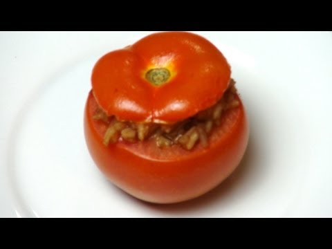 Stuffed Roasted Tomatoes - RECIPE