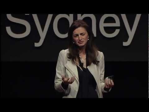 TEDxSydney - Katherine Samaras - Starve to Survive