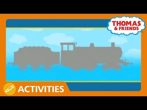 Thomas & Friends: Name that Engine!