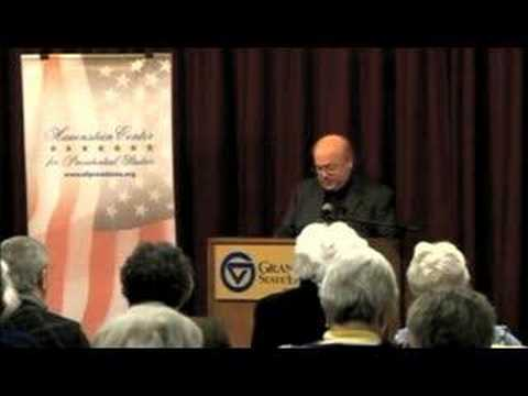 Richard Norton Smith on George Washington (1 of 7)