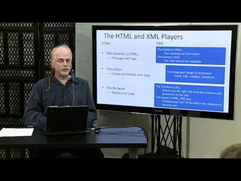 Website Architecture and Design with XML. Presented with O'Reilly Media.: Getting Started in XML