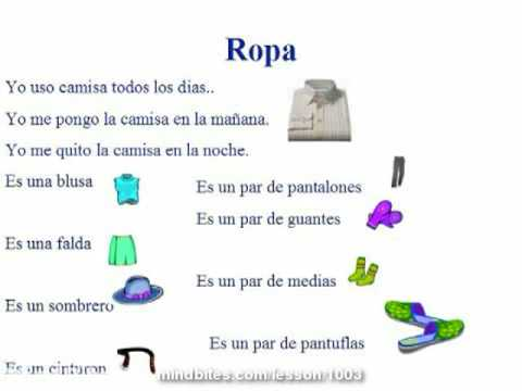Spanish Program 1-6